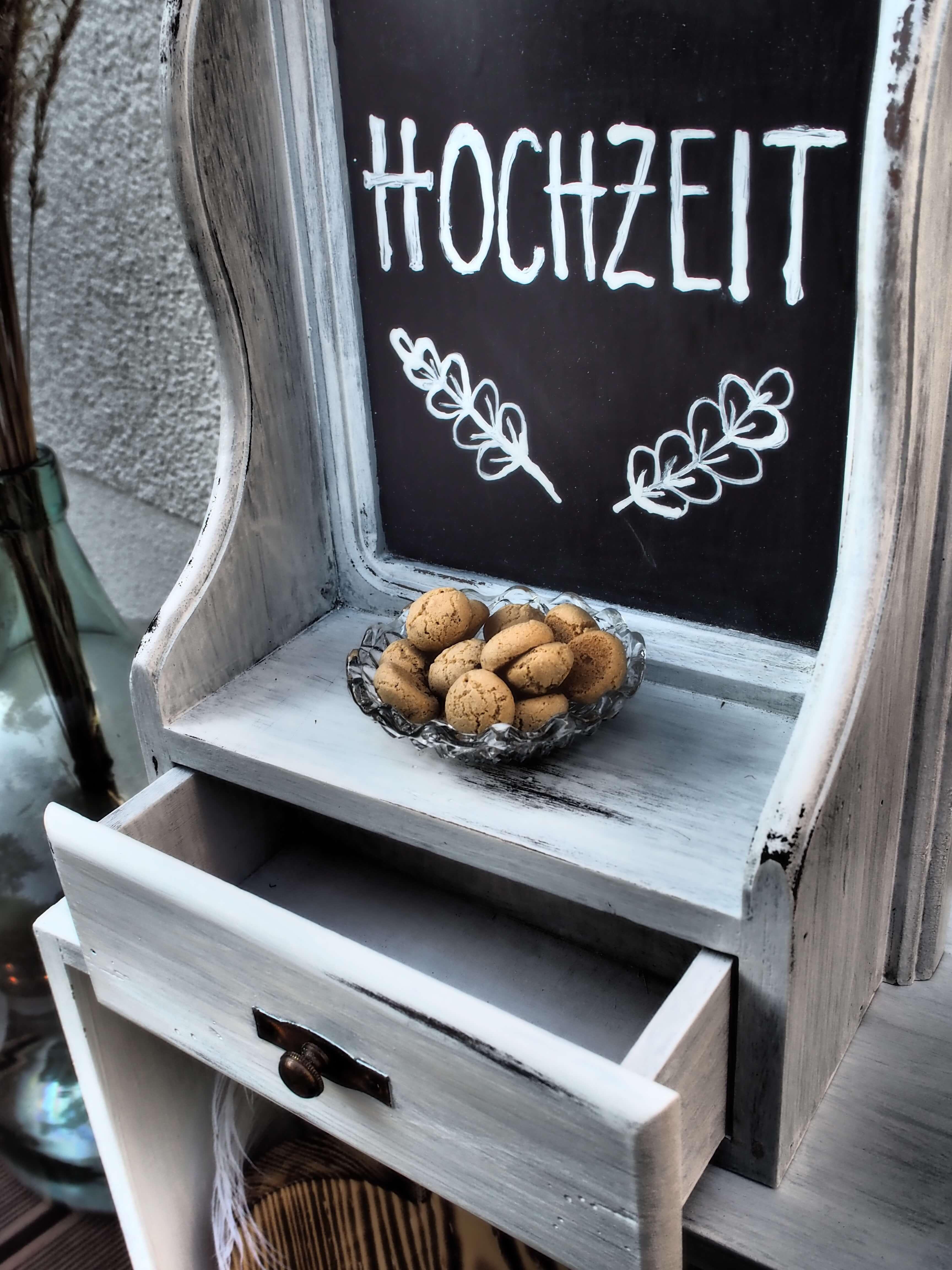 SUESSHOLZ Vintage Tafel