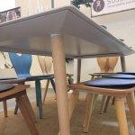 Scandinavian Design Tische in der Vermietung